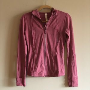 Lululemon Size 6 Zip Up Hooded Jacket